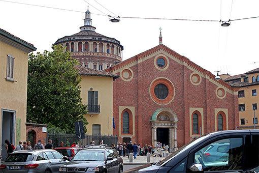 サンタ・マリア・デッラ・グラツィ教会