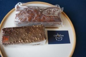 チョコレートケーキ2種2