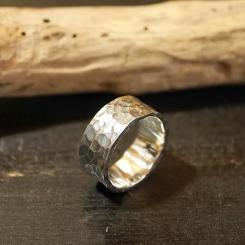 ハンドメイド シルバー 指輪