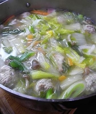 20171118白菜スープ