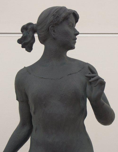 日展彫刻2