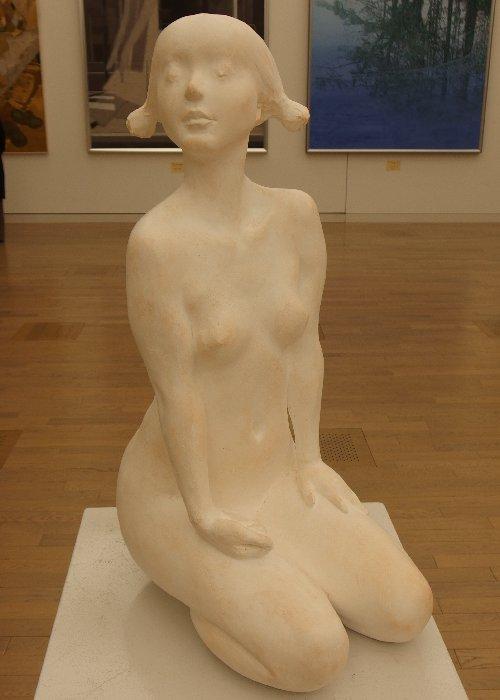 日展彫刻3
