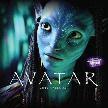 Avatar 2012 Wall Calendar [カレンダー]