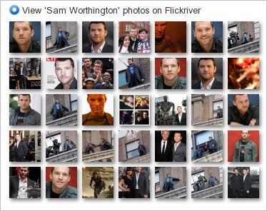 Flickrでサムの画像探し
