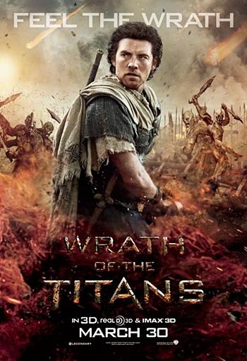「タイタンの逆襲」第2弾ポスター