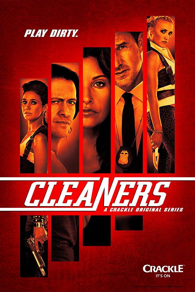 サム製作のTVシリーズ Cleaners トレーラー