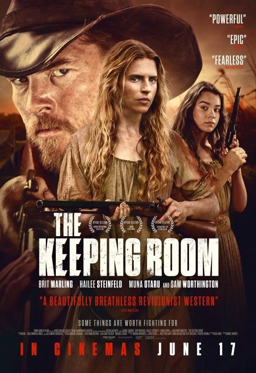 サムの新作「The Keeping Room」情報