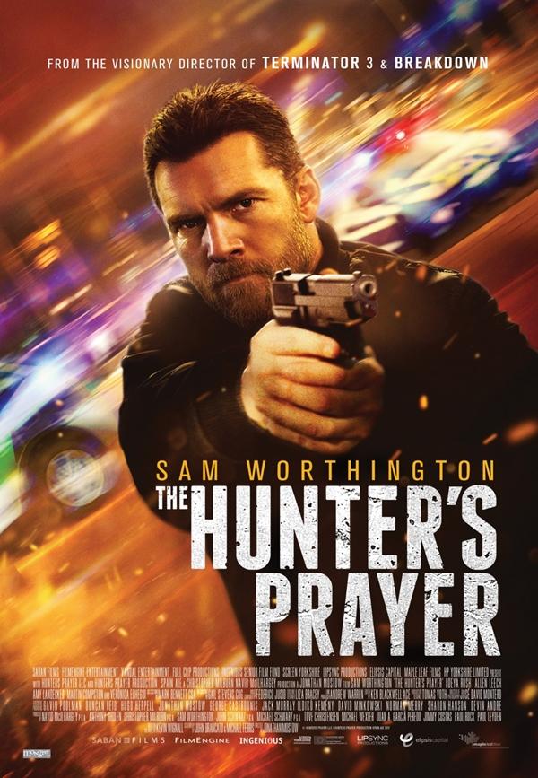 サムの最新作「The Hunter's Prayer」ポスター公開