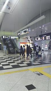 20170506新大阪駅