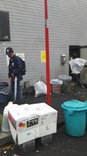 20170513ラーメン二郎三田本店(その1)