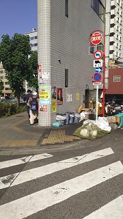 20170520ラーメン二郎三田本店(その1)