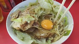 20170520ラーメン二郎三田本店(その9)