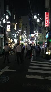 20170622新橋の夜(その1)