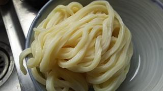 20170723日の出製麺所うどん(その1)