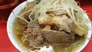 20170729ラーメン二郎三田本店(その8)