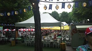 20170729神宮外苑森のビヤガーデン(その6)