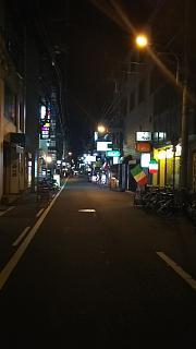 20170812夜の商店街(その4)