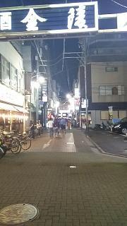 20170812夜の商店街(その6)