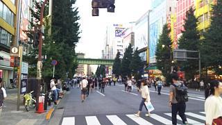 20170910秋葉原の街(その1)