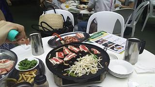 20170729神宮外苑BBQ
