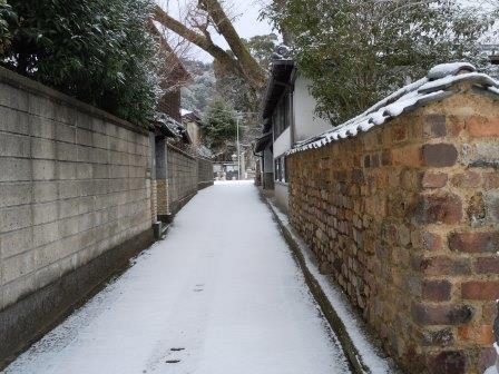 雪の朝8(2018-02-04)