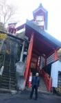 蓬平温泉・高龍神社