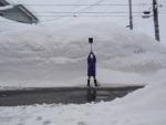 2012 豪雪
