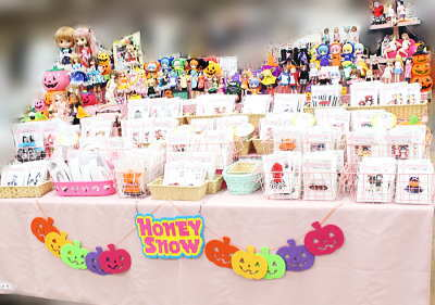 【ドールショウ51】ありがとうございました!!/HoneySnow イベント・レポ
