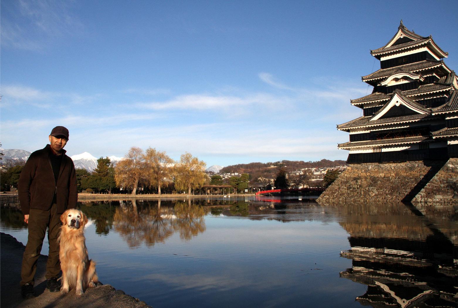 松本城とヒット(3)