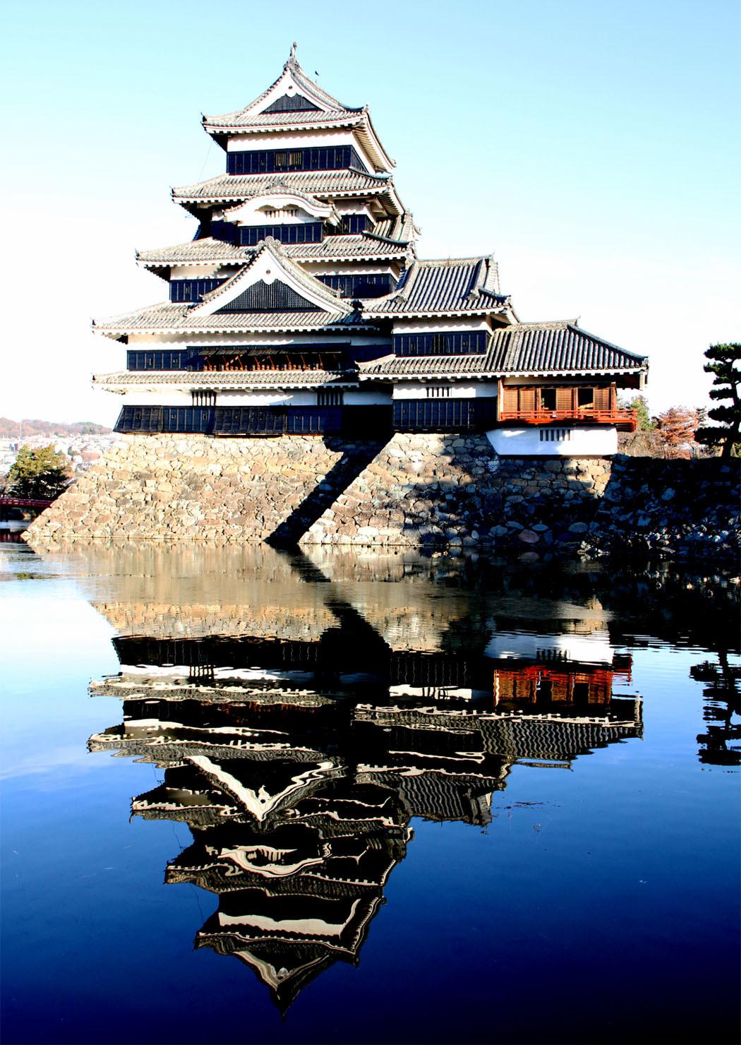 松本城とヒット(8)