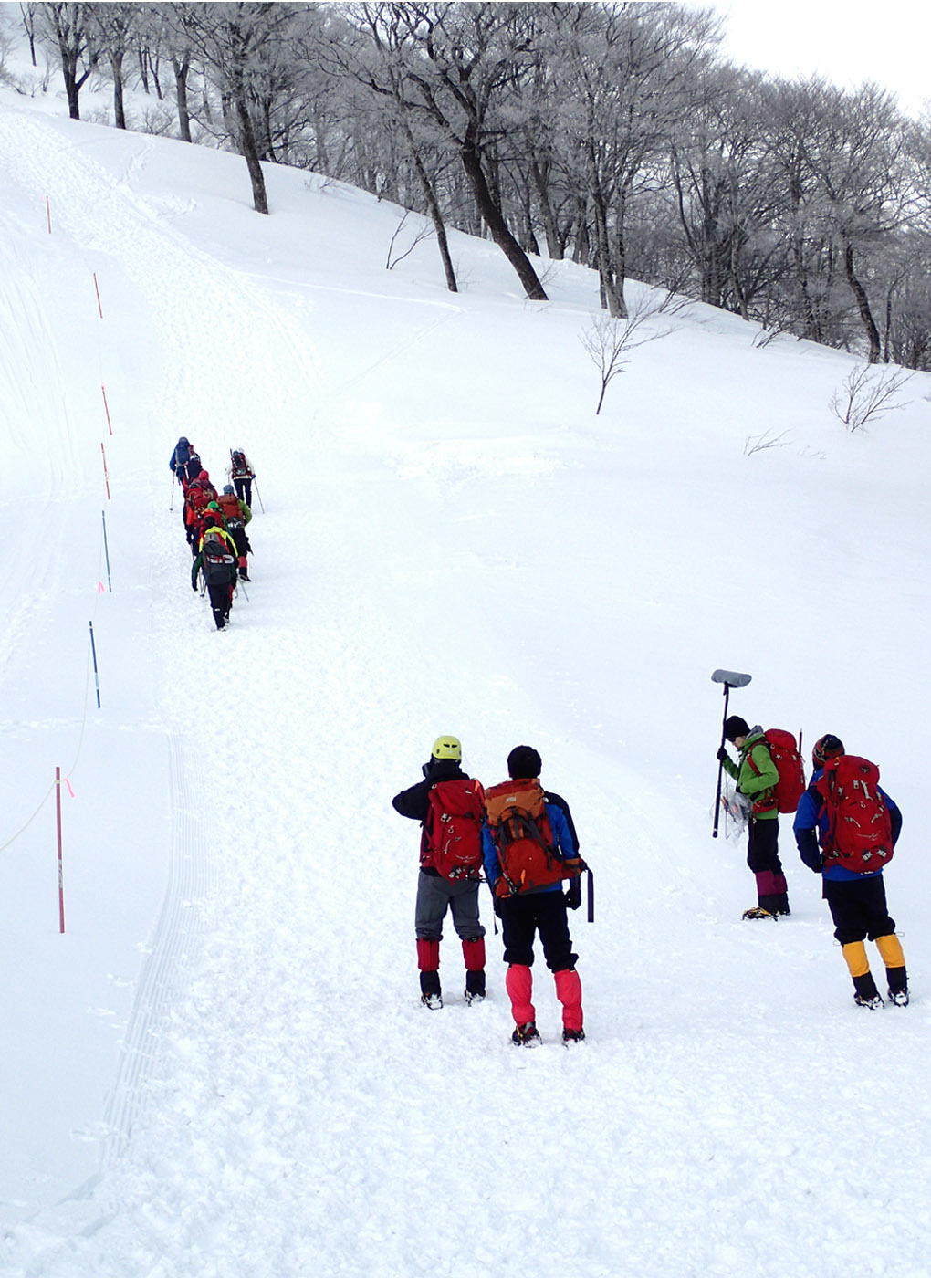 関東雪崩(7)