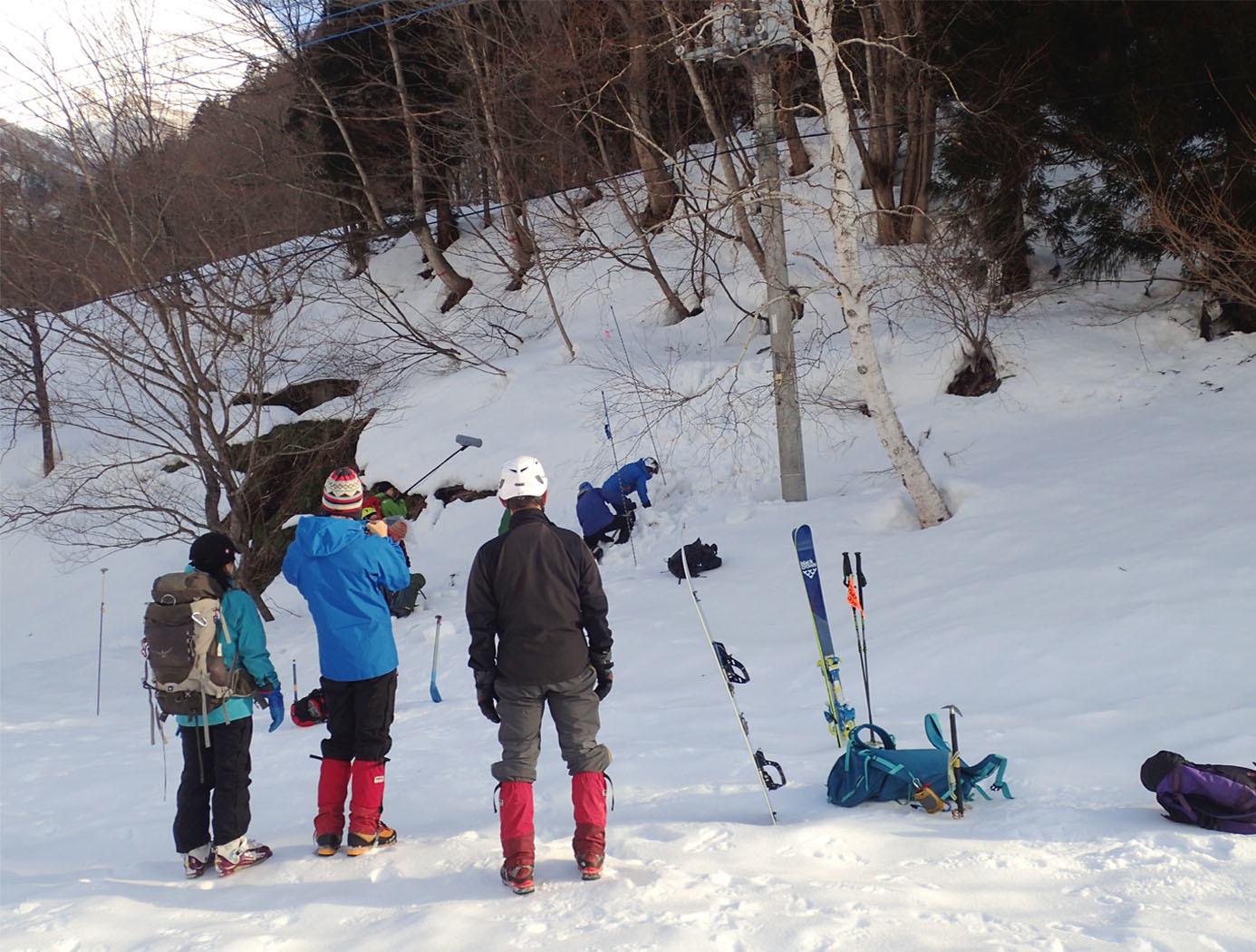 関東雪崩(43)