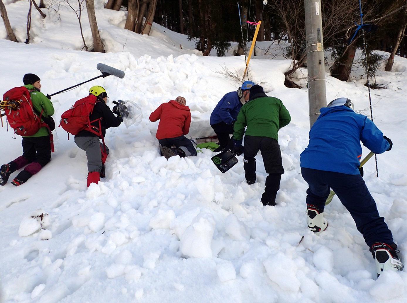 関東雪崩(44)