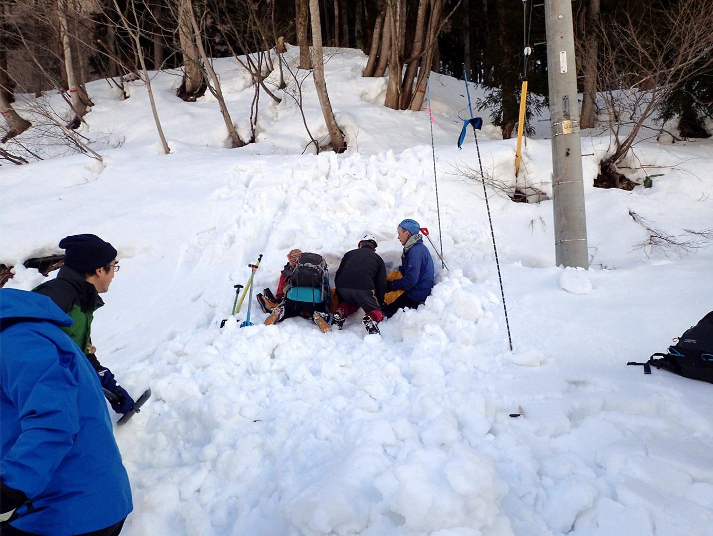 関東雪崩(45)