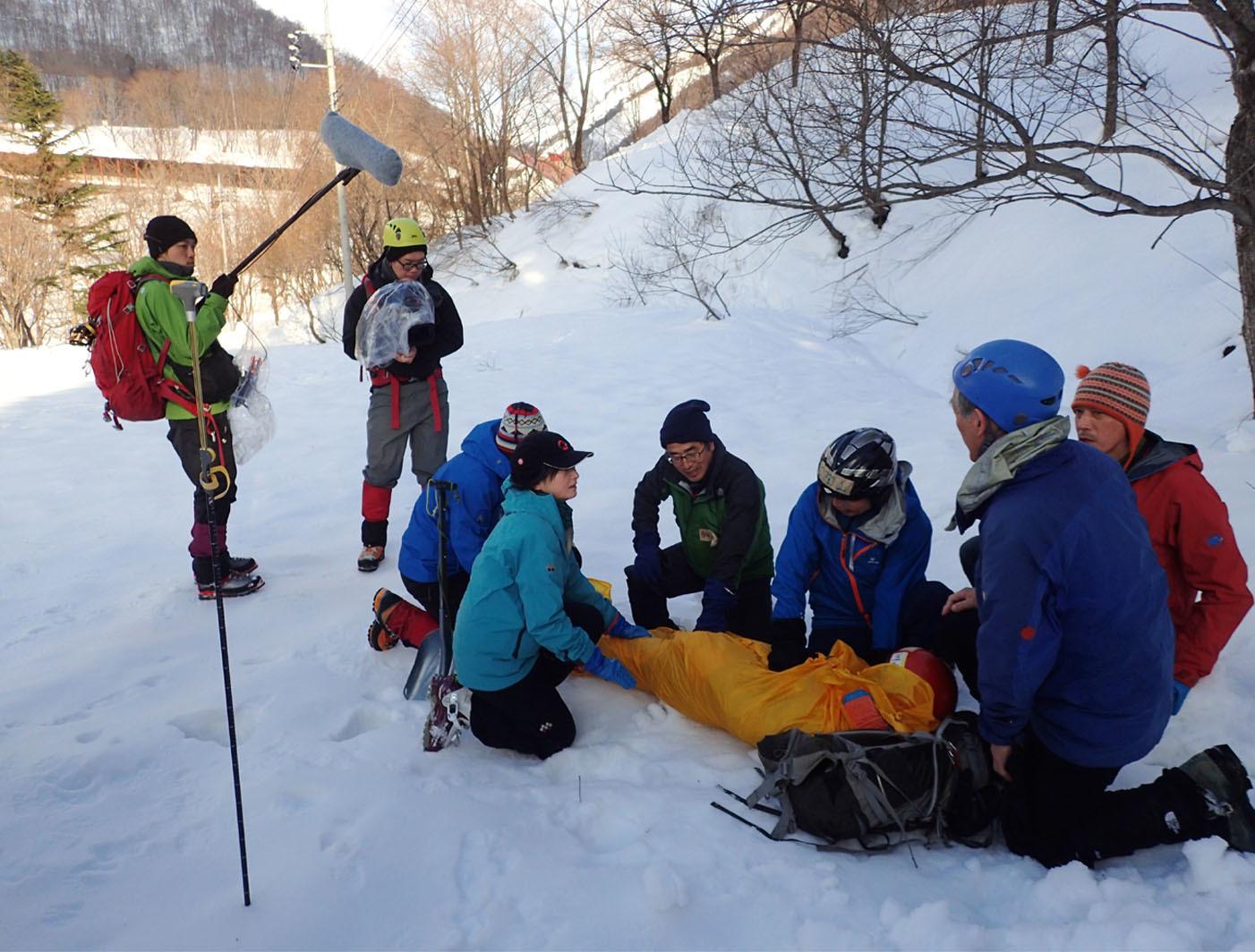 関東雪崩(47)