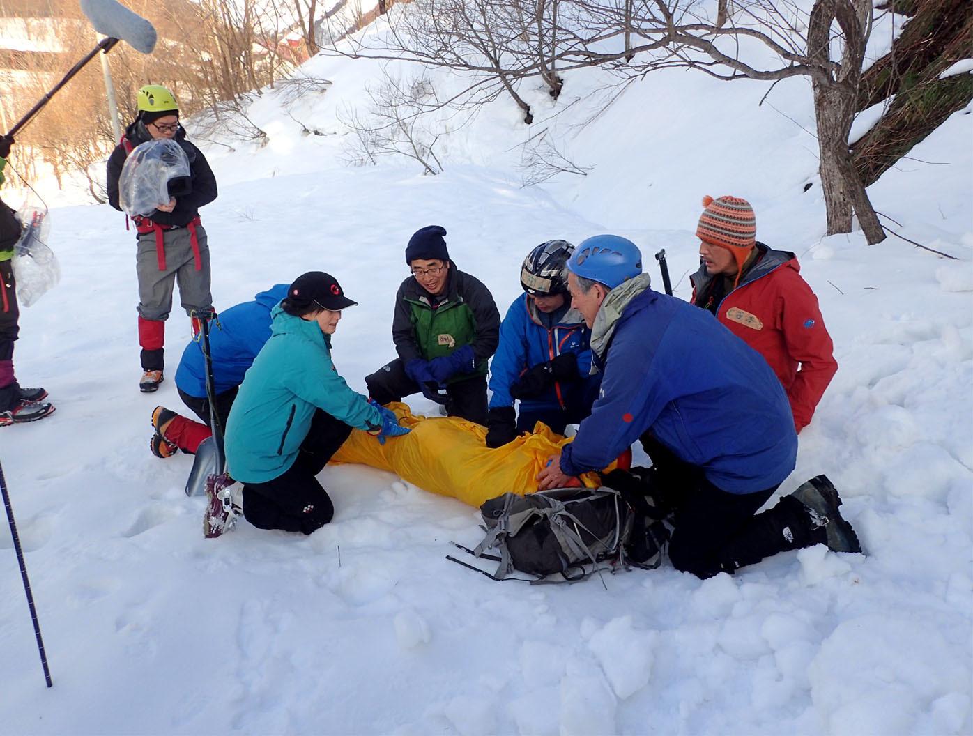 関東雪崩(48)