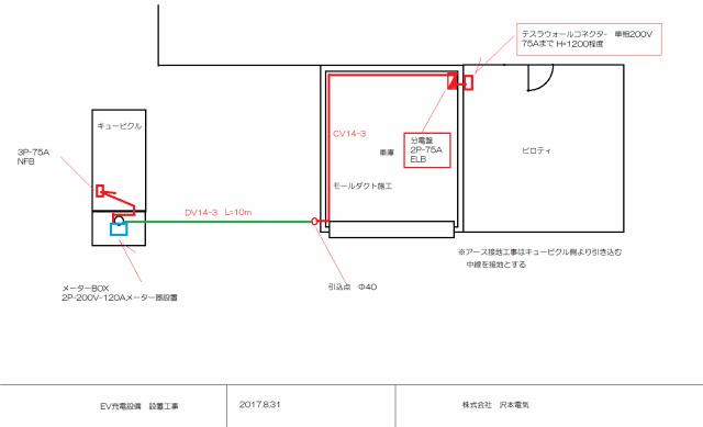 20170831-sono-平岸-充電設備-配線図-2