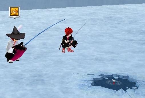 イベント レウス 釣り