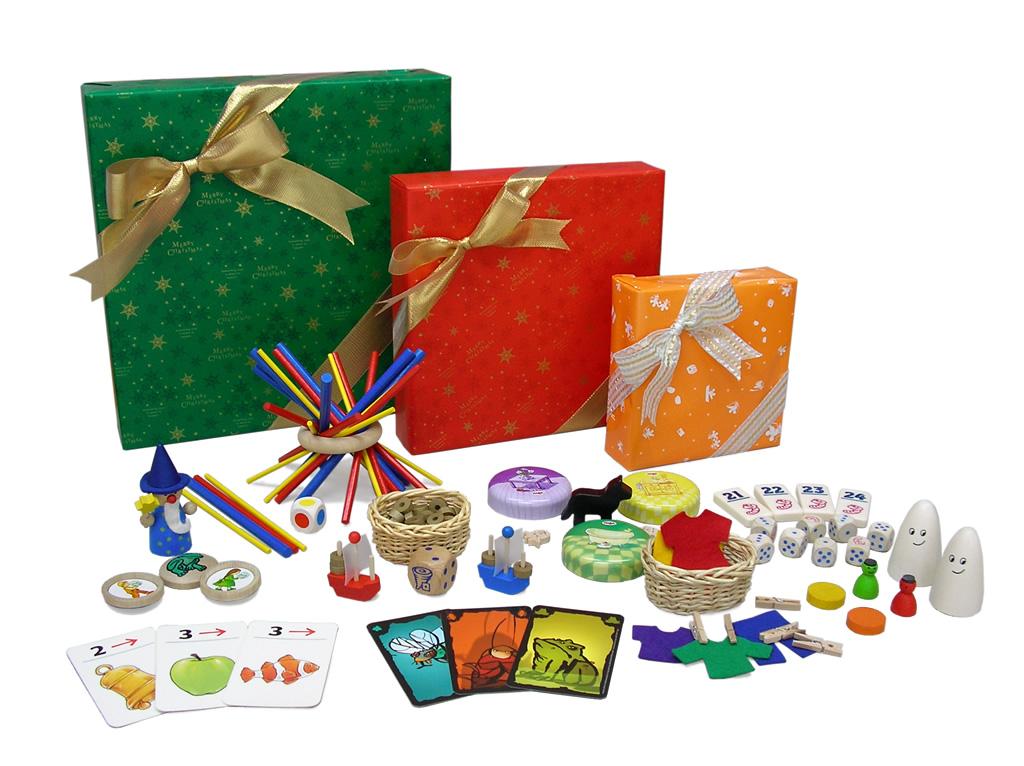 クリスマス包装2009-w1024