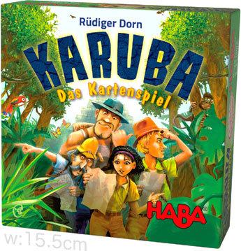 カルバ:カードゲーム:箱