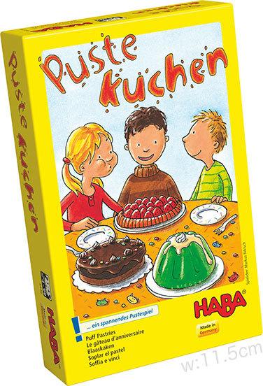 フーッとケーキ:箱