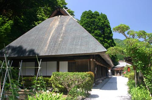 鶴富屋敷(国指定重要文化財)
