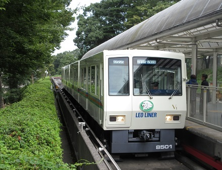 ラブライブサンシャイン西武線スタンプラリー (10)