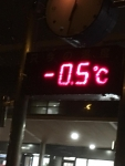 気温・・・