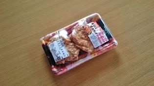 若鶏もも竜田揚げ(バーガー・ドッグ)5