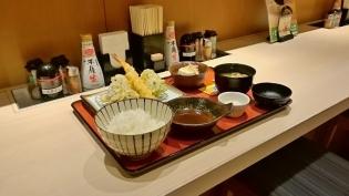 丶松伊勢佐木町(モール)、天ぷら定食5
