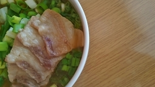 山口製麺味噌ラーメン3