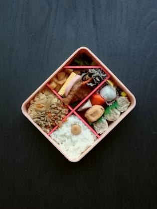 崎陽軒、冬のかながわ味わい弁当
