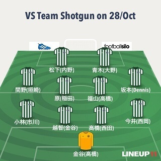 VS shottgun