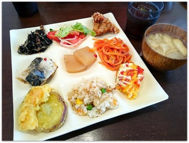 青森県 十和田市 ランチバイキング ランチ グルメ 写真 農家 レストラン ぼんと正月